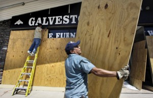Galveston, Texas rebuilds after hurricane Ike