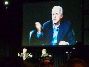 james cameron and vincent pace - nabshow 2012
